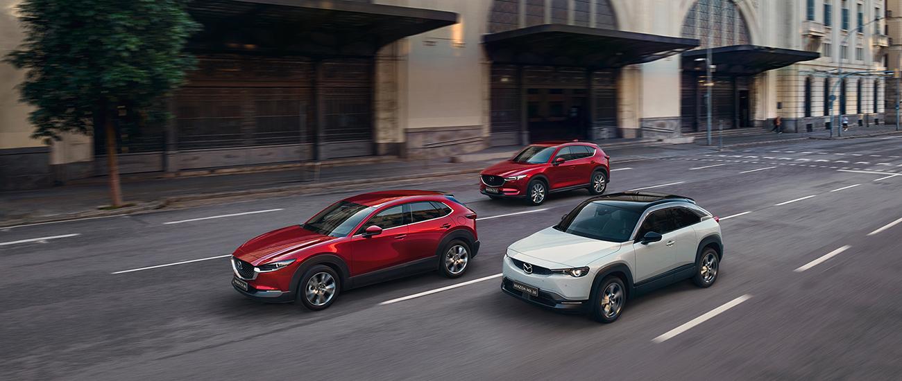 Die neuen Mazda SUV